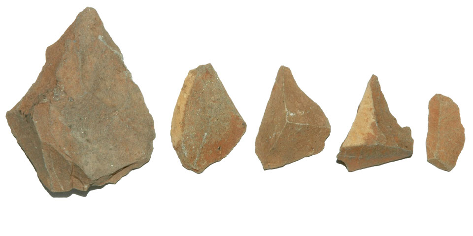lithic material