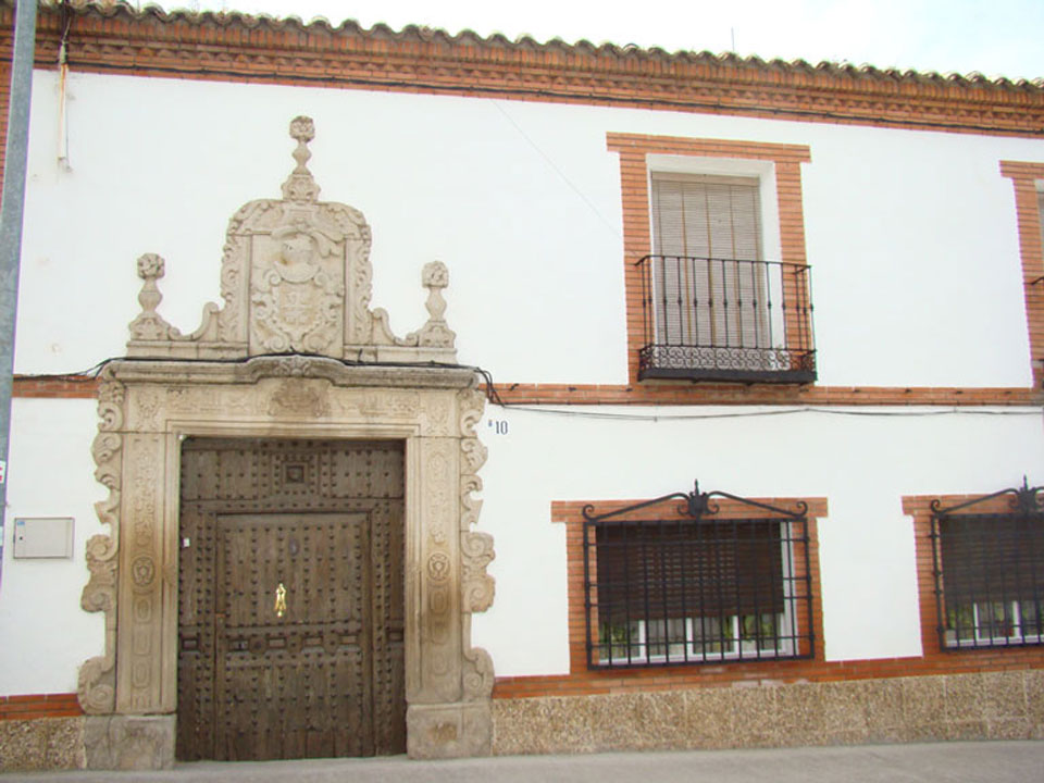Sightseeing at Ajofrín