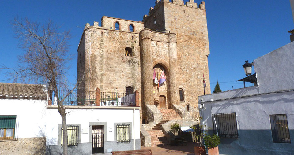 castillo manzaneque